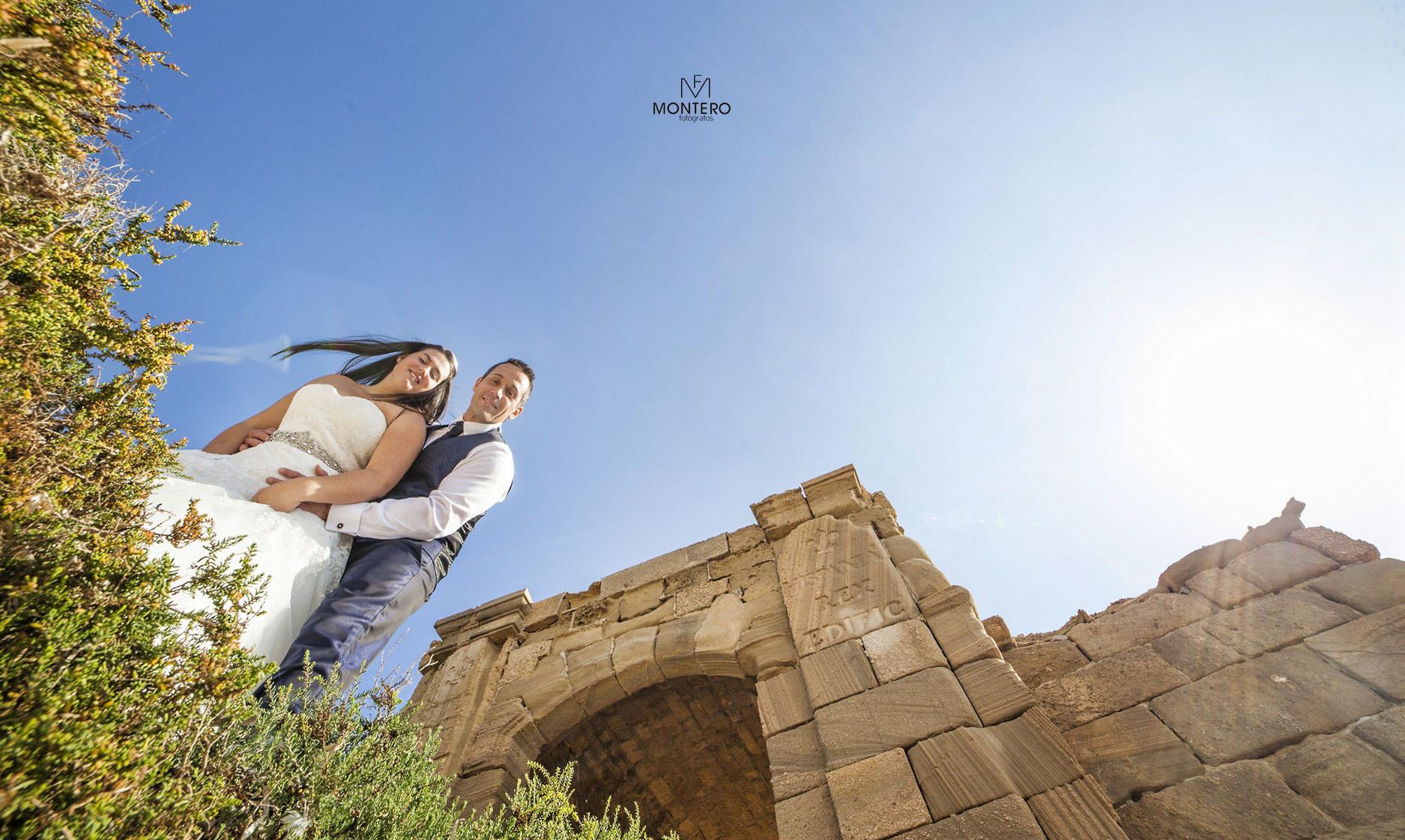 Original y divertida sesión de fotos en Tabarca